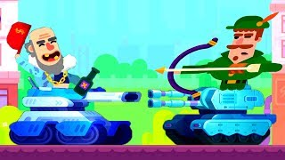 Bowmasters Tank Stars ALL NEW WEAPONS Gameplay Walkthrough (ANDROID | IOS) (1)