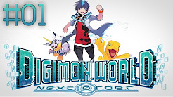 Digimon World: Next Order English Playthrough with Chaos