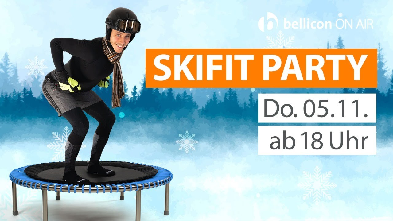 bellicon ON AIR – Skifit Party