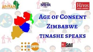 Age of Consent - Tinashe Zimbabwe