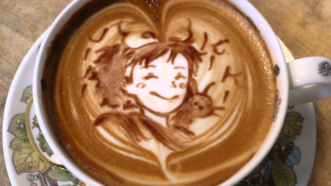 Ahora Puedes Tomar Un Caf Con Tu Cara En El - Youtube-6179