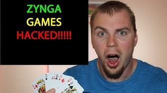 Data Breach - Zynga Games Hacked