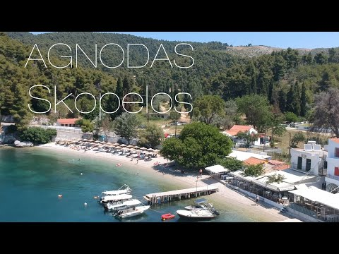 Skopelos Beaches Agnodas
