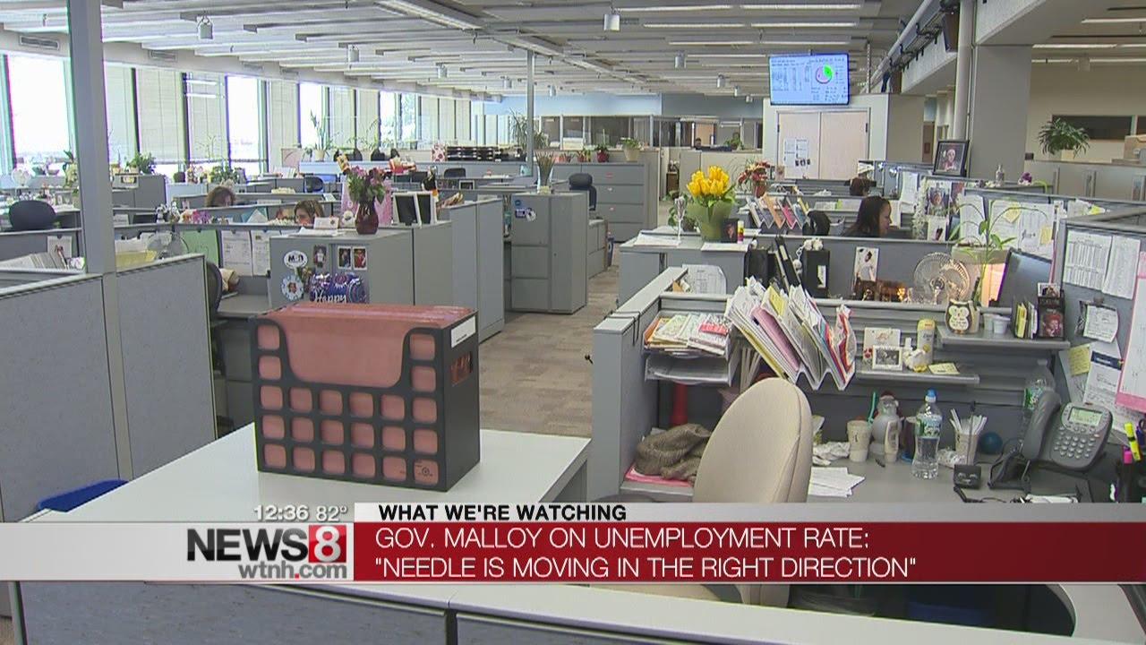 Connecticut Unemployment Rate Shows Slight Improvement