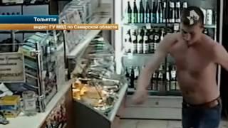 Опубликованы кадры зверского избиения в кафе Тольятти