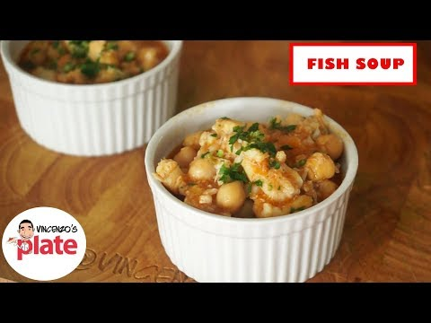 How To Make ITALIAN FISH SOUP