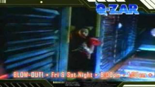 q zar laser tag commercial