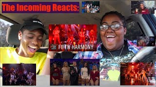 FIFTH HARMONY ON JAMES CORDEN! | REACTION!