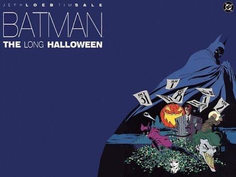 Comic Review | Batman: The Long Halloween
