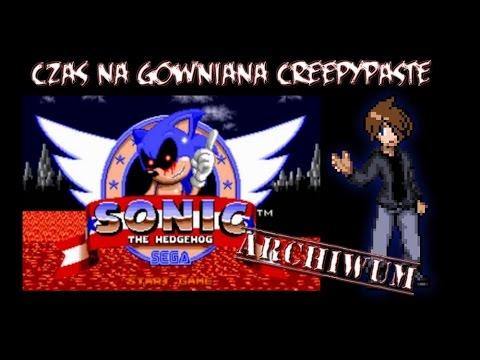 Czas na Gównianą Creepypaste: Sonic.exe [Archiwum]