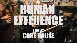 Human Effluence - October 9, 2019