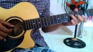 Thần thoại - Guitar solo , hợp âm