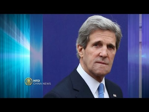 China News - Kerry's China Visit, Delayed Bird Flu Reporting - NTD China News, April 11, 2013