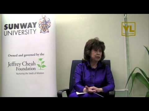 Voices of Leaders Interviews Elizabeth Lee, Senior Executive Director, Sunway University, Malaysia