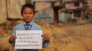#WhatMakesYouHappy - Was macht dich glücklich?