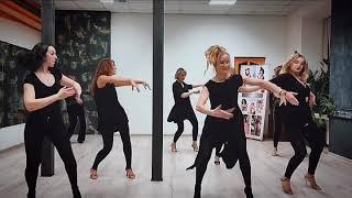 Натали Карнаух сальса женский стиль Natalie Karnaukh Salsa Lady Style Soul Dance studio Odessa