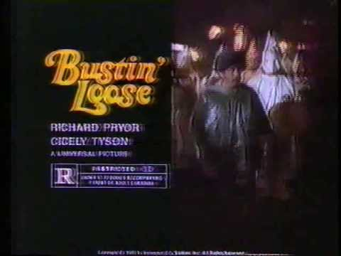 Bustin' Loose is listed (or ranked) 2 on the list Movies Written By Richard Pryor
