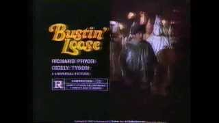 Bustin' Loose 1981 TV Spot
