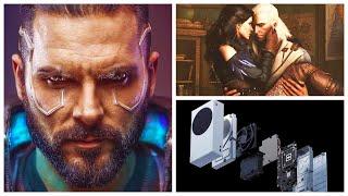 ИГРОНОВОСТИ Cyberpunk 2077 прошли на 100%. Прощание с Белым Волком. Xbox Series X/S. Navi 21 от AMD