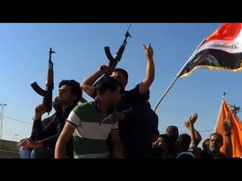 Juan Cole: Mass Sunni Uprising Forces Iraq to Confront Sectarian Blowback of 2003 U.S. Invasion