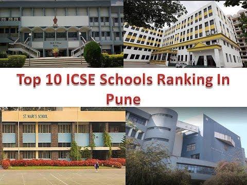 Top 10 ICSE Schools Ranking In Pune