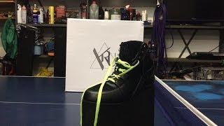 YRU Qozmo Sky - 6 Inch Platform Sneakers