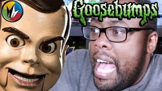 Catching Up With Andre - Goosebumps Movie - Regal Cinemas 2015 [HD]
