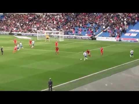 Brighton Hove Albion V Charlton AFC