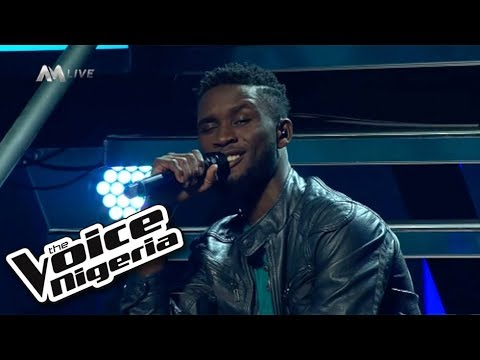 "Idyl - ""Shape Of You""/ Live Show/ The Voice Nigeria Season 2"
