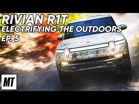 Rivian R1T: Electrifying the Outdoors, Leg 5 of 5: Tremonton to Port Orford | Motor Trend