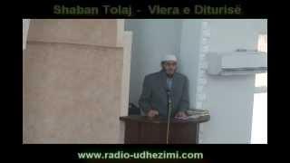 Shaban Tolaj - Vlera e Diturisë