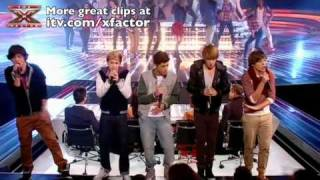 One Direction Sing Summer Of '69 The X Factor Live Show 8