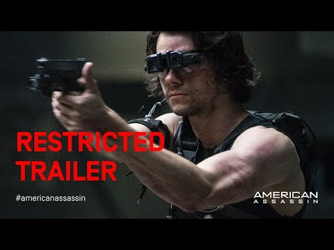 Download Youtube: AMERICAN ASSASSIN - RESTRICTED Trailer - HD (Dylan O'Brien, Michael Keaton)