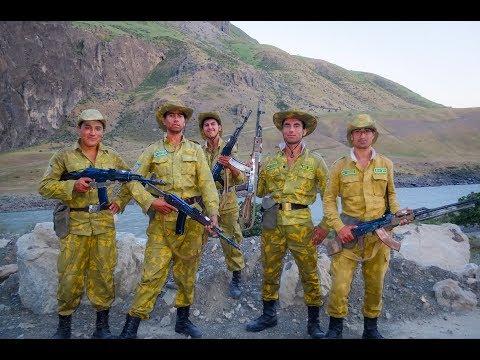 Tragedy & Guns - Cycling In Tajikistan