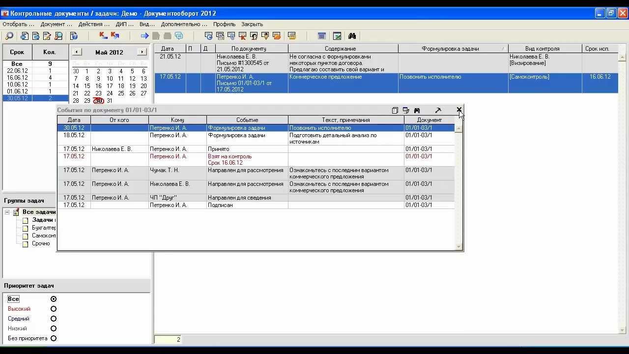 контрольная сводка контрольные документы  контрольная сводка контрольные документы