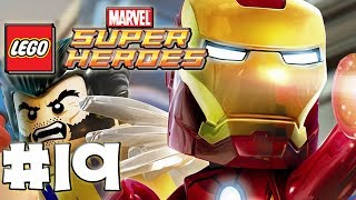 LEGO Marvel Superheroes - Part 19 - THAT SINKING FEELING! (HD Gameplay Walkthrough)