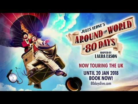 Around The World In 80 Days - Trailer