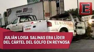 """Confirman deceso de """"El Comandante Toro"""" durante enfrentamiento en Tamaulipas"""