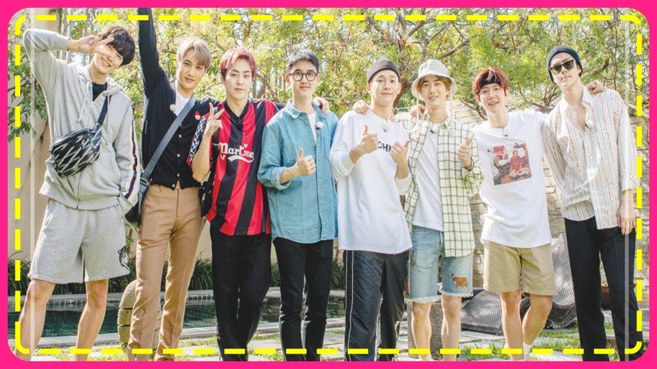 EXO's 'Travel Around The World On EXO's Ladder' season 2 to premiere  exclusively through 'oksusu'