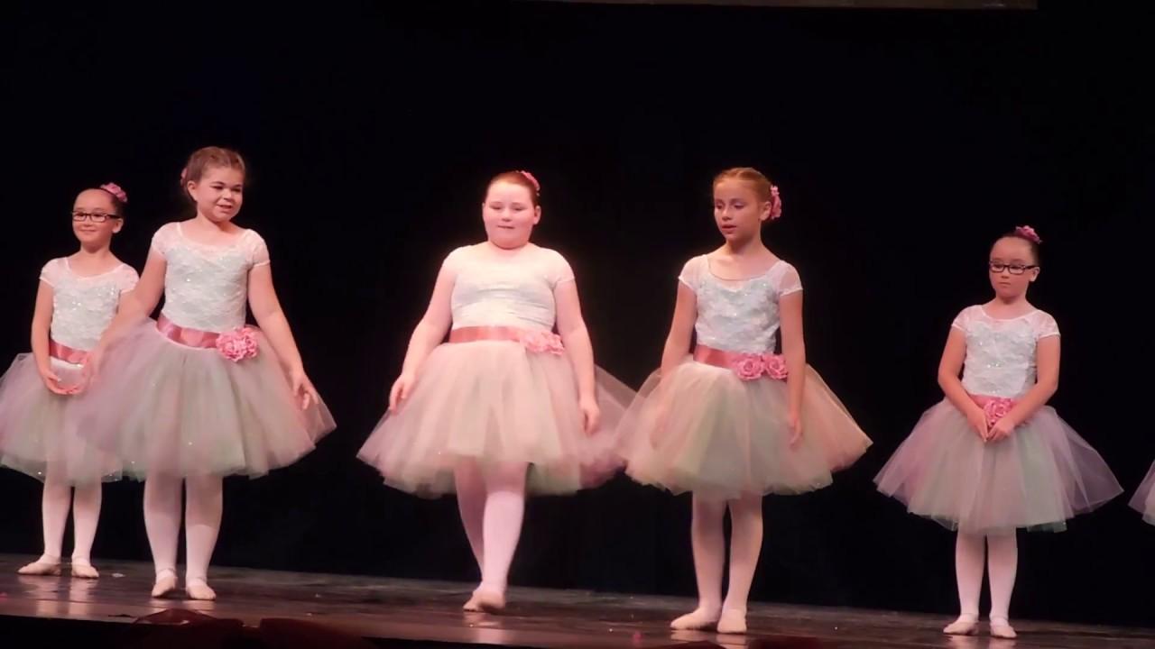 Piper Ballet Routine Rectial 2017 Ballerina Dance