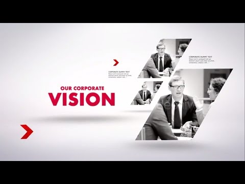 Corporate Presentation Template - After Effects Template