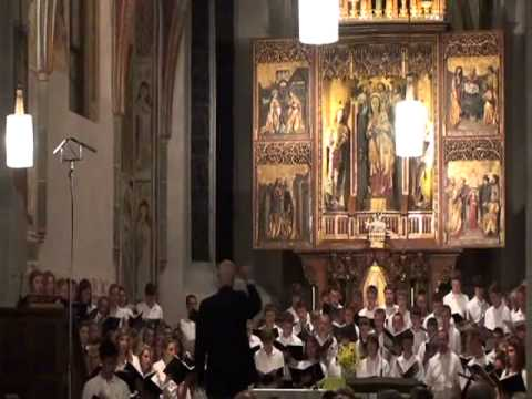 Minnesota Ambassadors of Music Choir July 2012 Seefeld, Austria