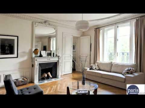 Paris Luxury Apartment for Sale in the Marais, Overlooking Square du Temple