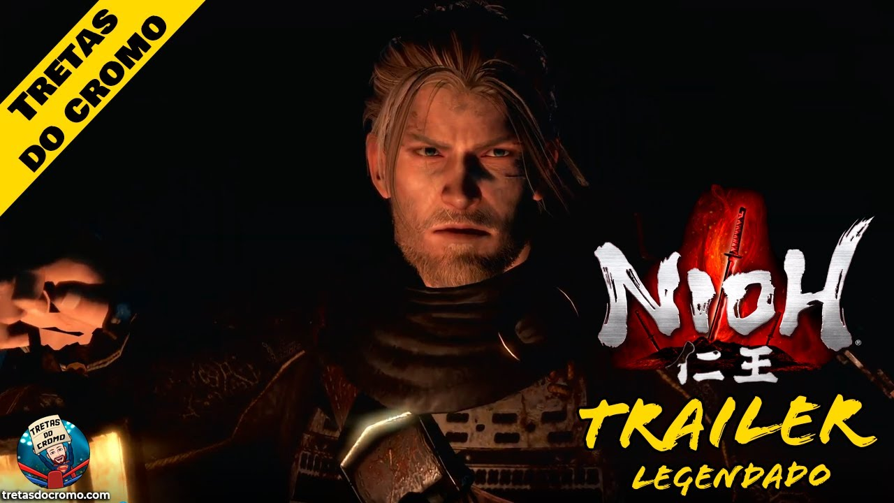 The Nioh Collection recebe trailer de lançamento
