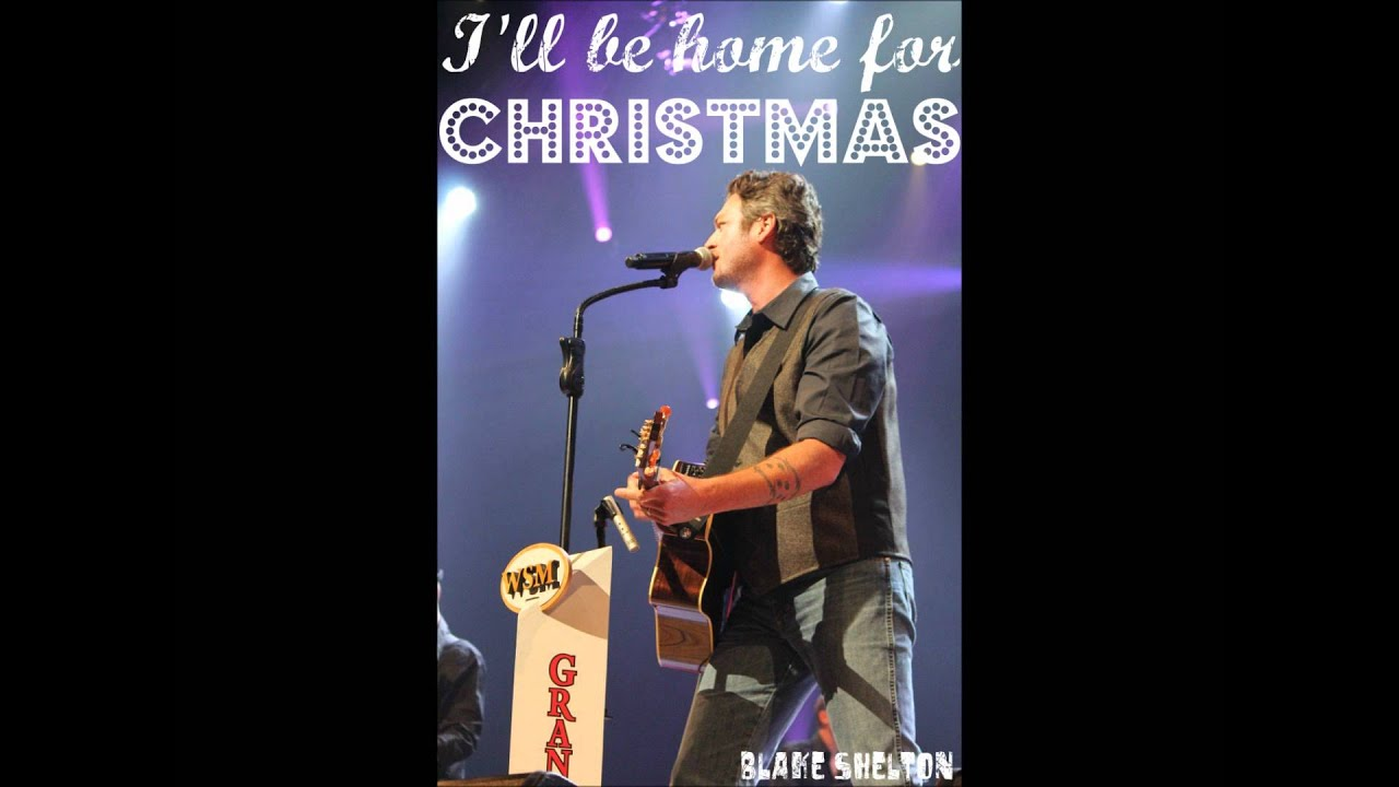 I ll be home for christmas country version