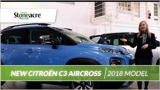 Citroen C3 Aircross Review - Stoneacre