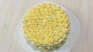 Многие просили этот рецепт Простой рецепт торта Eng arzon va mazali tort yangicha krem bilan