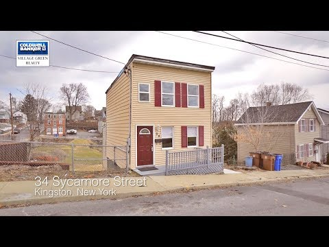 SOLD | Kingston Real Estate | 34 Sycamore Street Kingston NY | Ulster County Real Estate