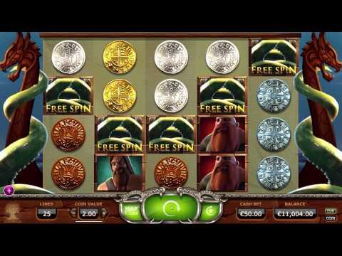 Vikings Go Wild – online casino video slot game
