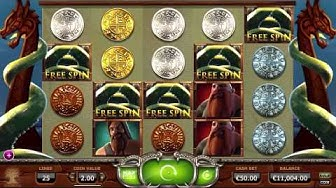 Vikings Go Wild – online casino video slot game